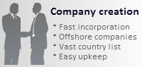 Offshore company services